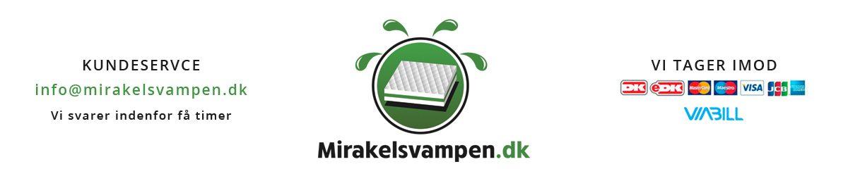 www.mirakelsvampen.dk